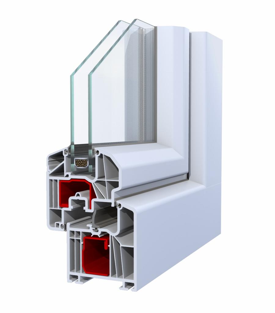 kunststofffenster prestige. Black Bedroom Furniture Sets. Home Design Ideas