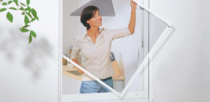insektenschutz plisee rollo schiebet re und dreht re. Black Bedroom Furniture Sets. Home Design Ideas