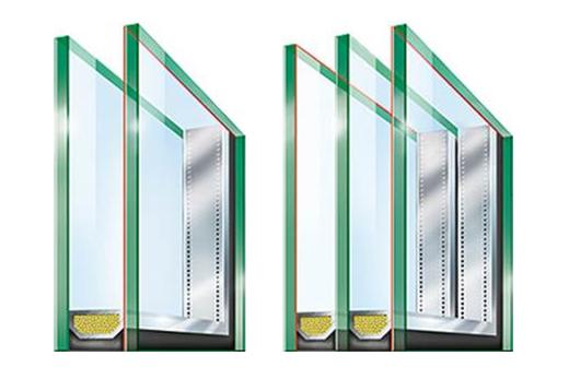 Warme Kante Fenster Verglasung Und Isolierglaser
